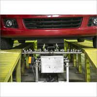 FourWin Underbody Car Wash System