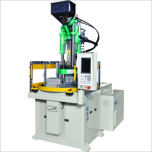 PVC Ball Valve Vertical Injection Moulding Machine