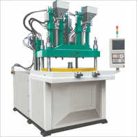 Double Color Rotary Injection Moulding Machine