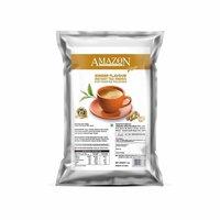 Amazon Plus Instant Tea Premix Ginger Flavour 1kg