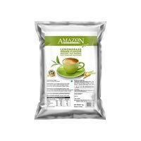 Amazon Plus Instant Tea Premix Lemongrass Ginger Flavour 1kg