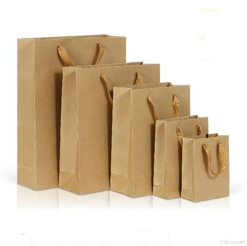 PAPER BAGS WITH CUSTOMIZATION OPTION