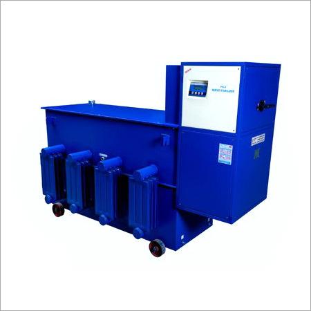 Three Phase 500 Kva Servokon Oil Cooled Stabilizers
