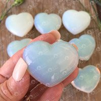 Prayosha Crystals Opalite Heart