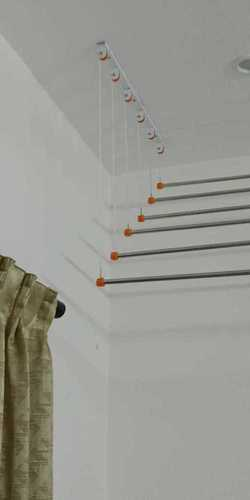 Ceiling Rope Cloth Drying Hanger Manufacturing In Pondicherry