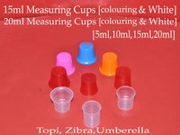 15ML Coloring Measuring Cups