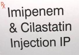 Imipenem Cilastatin Inj