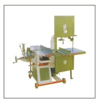 Planer Machine With Bandsaw