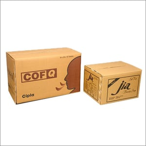 Pharma And Medicines Packing Corrugated Boxes