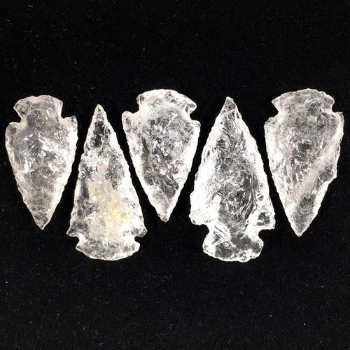 Crystal Arrowhead