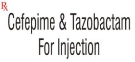 Cefepime Tazobactum Inj