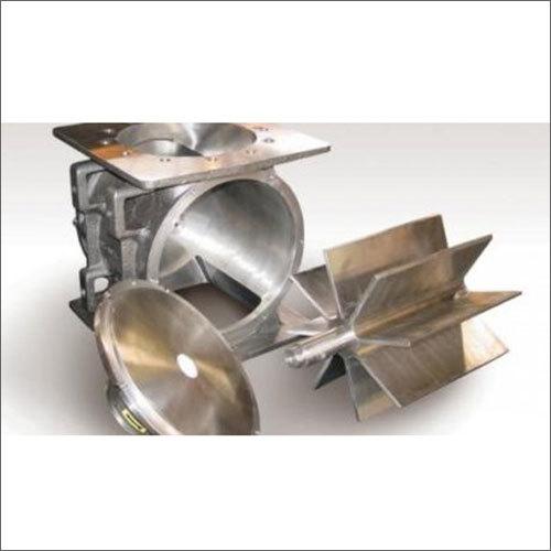 Rotary Airlock Coal Feeder