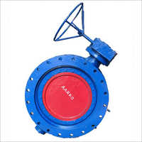 Butterfly Gear flanged Type Valve