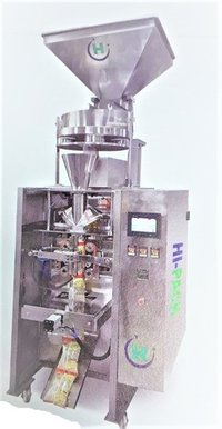 Automatic Form-Fill-Seal Pneumatic Collar Type Machine