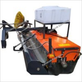 Road Sweeper ( Broomer )