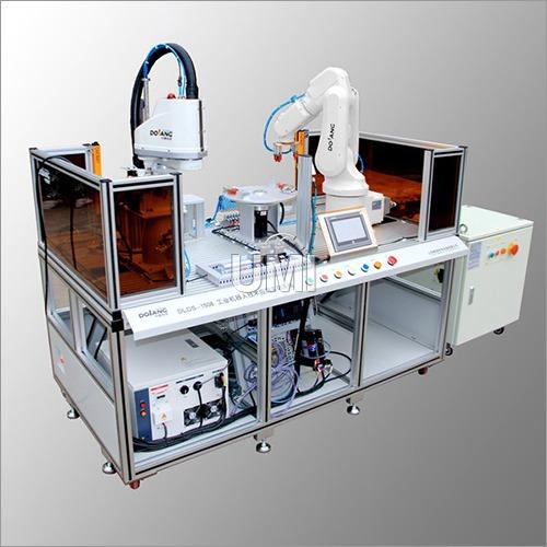 Industrial Robotic Application Training System