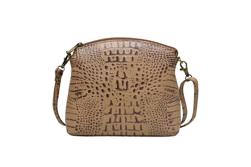 Leather Sling Body Bag