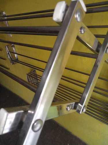 Wall Mounted Space Saving Unit Hanger In peelamedu