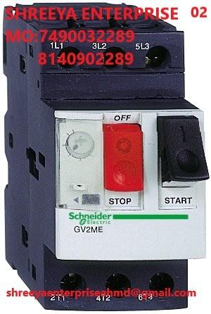 CIRCUIT BREAKER  GV2ME02