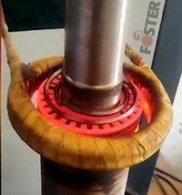 Rotor Brazing Machine - Submersible Rotor