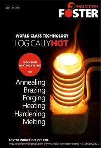 Tool Brazing Machine Induction  Based