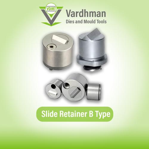 Slide retainer B type