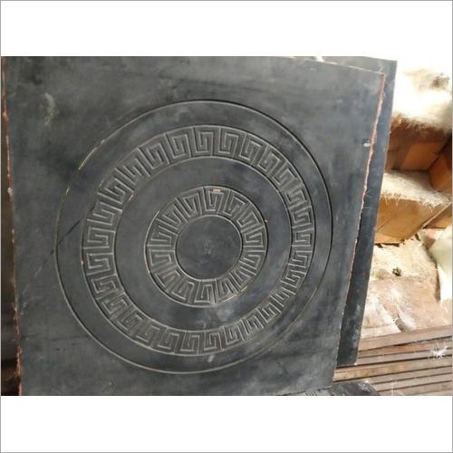 Steel Fiber Reinforced Concrete Full Floor (Square) FRP Checker Plate