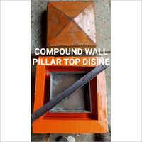 Frp wall cap mould