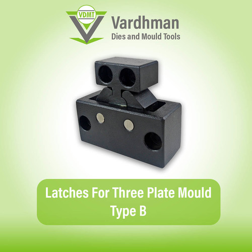 Latches for Three Plate Mould Type B