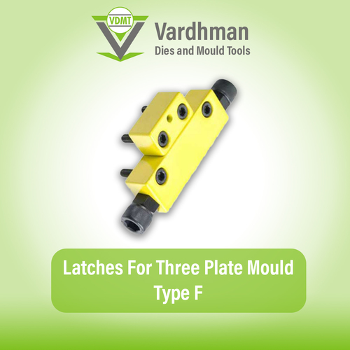 Latches for Three Plate Mould Type F