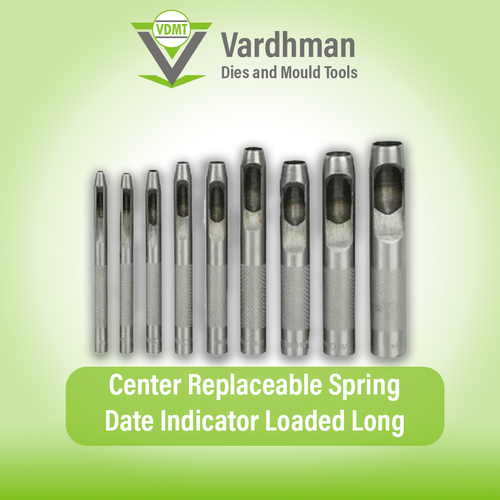Center Replaceable Spring Loaded Long