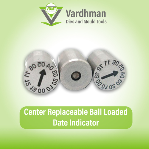Center Replaceable Ball Loaded