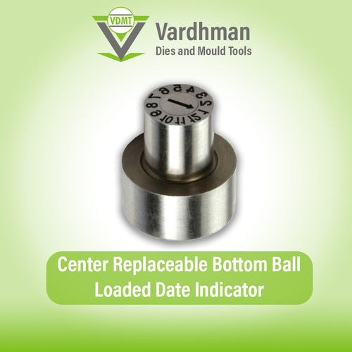 Center Replaceable Bottom Ball Loaded