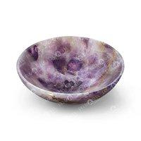 Prayosha Crystals Amethyst Bowl