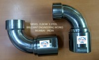 High Pressure Swivel Joint Elbow