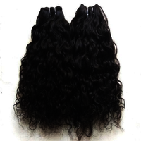 100% UNPROCESSED CUTICLE ALIGNED NATURAL CURLY HUMAN HAIR EXTENSIONS