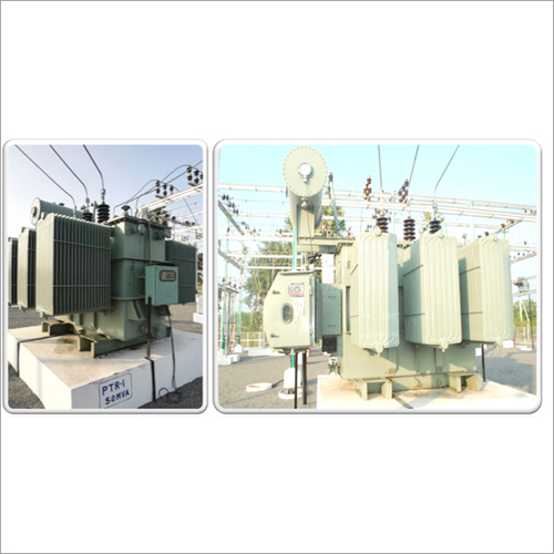 Copper wound OLTC  POWER Transfromers
