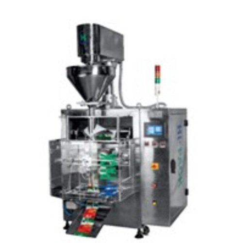 Automatic Pneumatic Form-Fill-Seal Auger Filler Machine