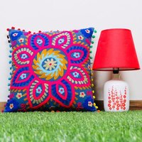 Rajasthani  Printed Cushion Cover