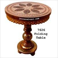 7626 Folding Table