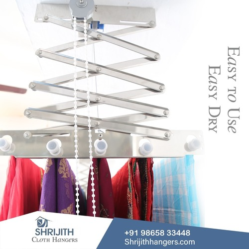Ceiling cloth hangers manufacturer in Kanchipuram