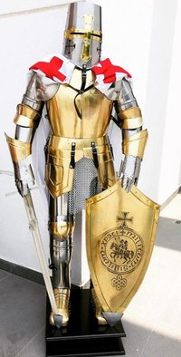 Medieval Full Suit of armor