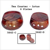 6 Plates Tea Coaster
