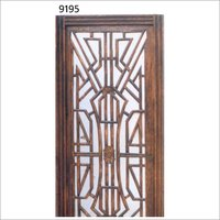 9195 Wooden Partition