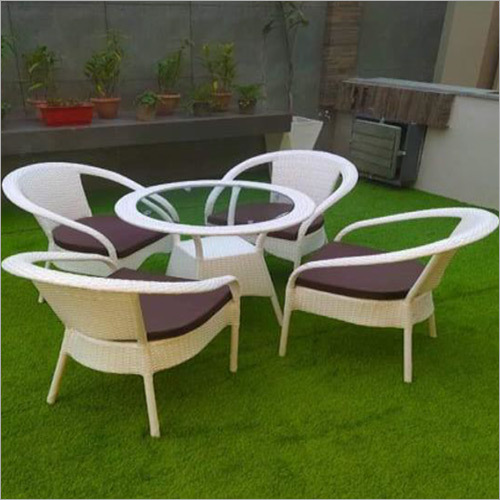 Chair & Table Set