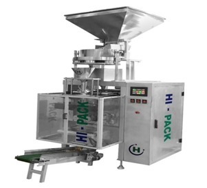 Automatic Hi-Speed Collar Type Machine with Double Servo