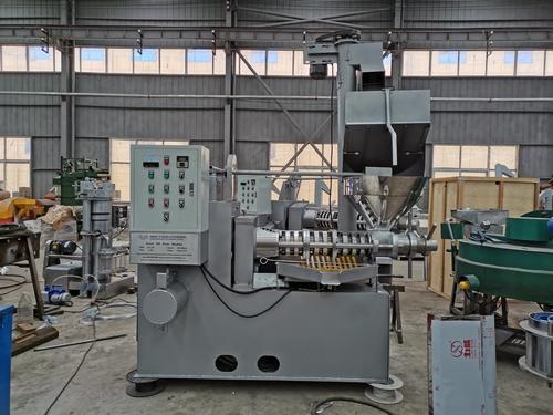 Sarso Extraction Machine