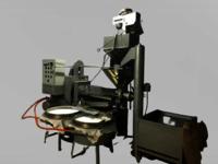 Sarso Oil Machine