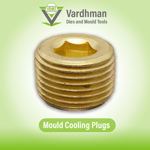 Mould Cooling Plugs