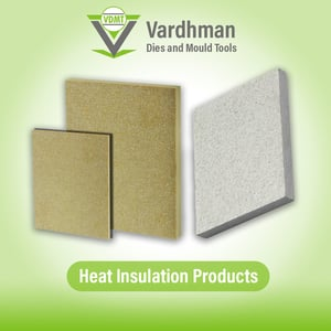 A Mould Heat Insulation Sheets